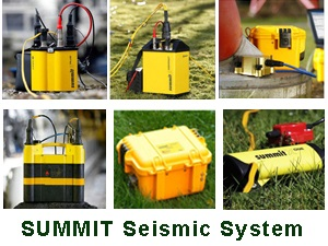 The 'Professional Highly Integrated Seismic System'